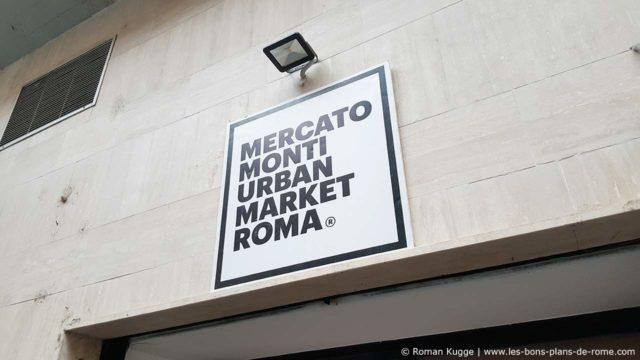 Mercato Monti à Rome