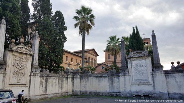 Trou de serrure Rome