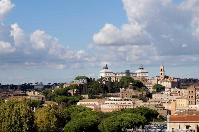 Vue Aventin Rome