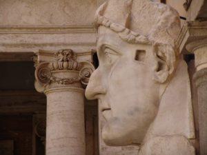 Constantin le Grand Musées du Capitole Rome
