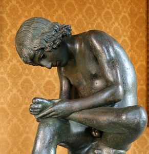 Le Tireur d'Épine Musées du Capitole