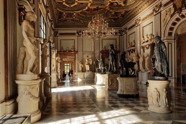 Musées du Capitole Rome
