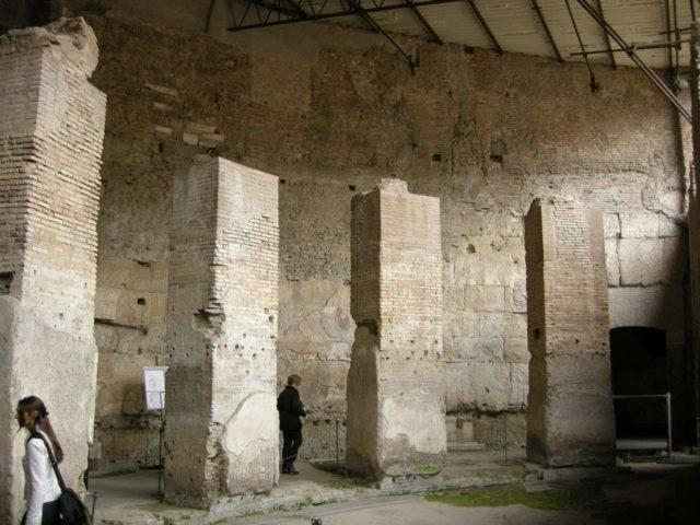 Crypty Balbi à Rome