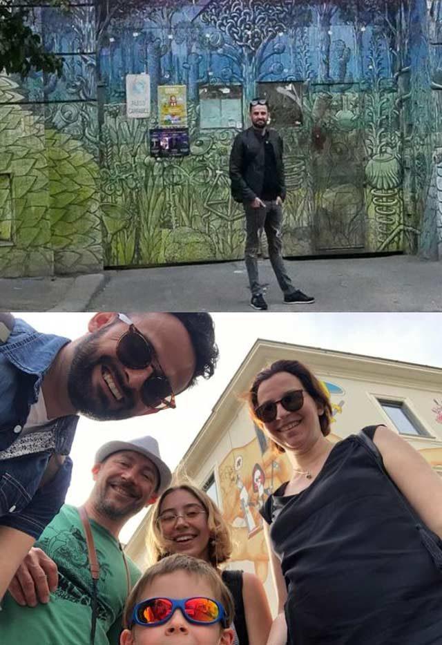 Visite Street Art Rome