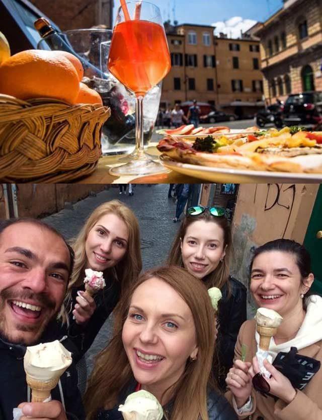 Visite Street Food Tour Rome