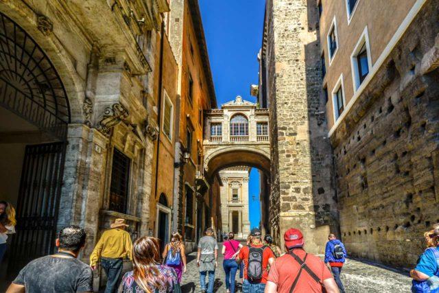 Visite guidée de Rome en français