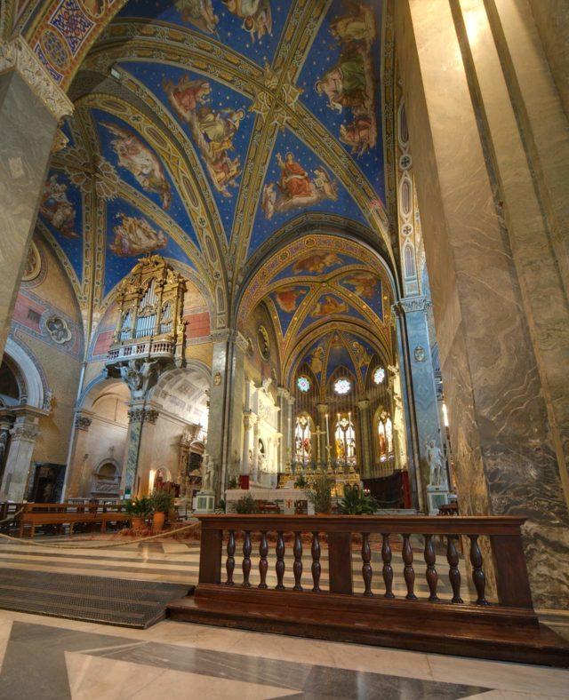 Église Rome Santa Maria Sopra Minerva