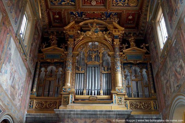 La basilique Saint-Jean-de-Latran église Rome