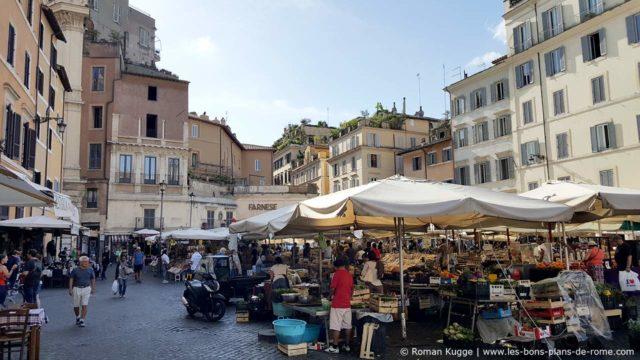 Place Rome Camo de Fiori